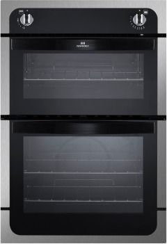 New World 901g Stainless Steel Built In Gas Oven Separate