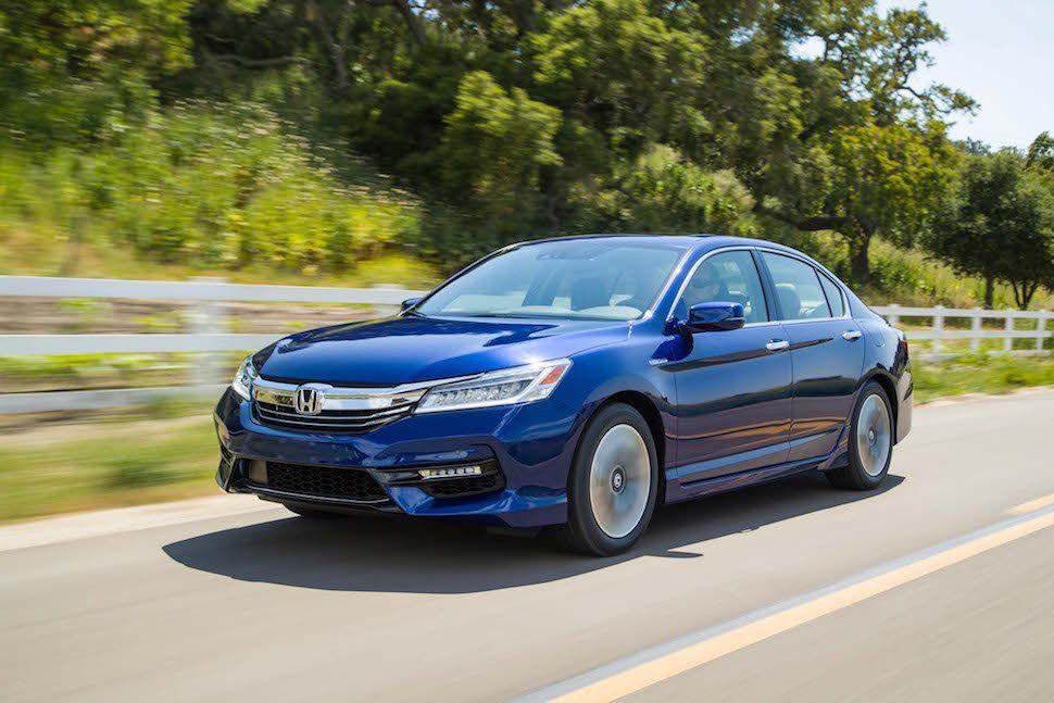 2017 Honda Accord Hybrid Review Honda accord, 2017 honda