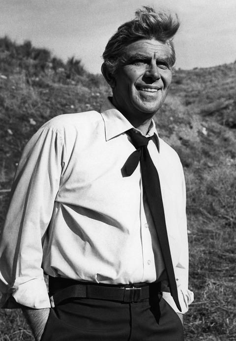 "Andy Griffith 1926-2012 ""Young , tall and handsome!"