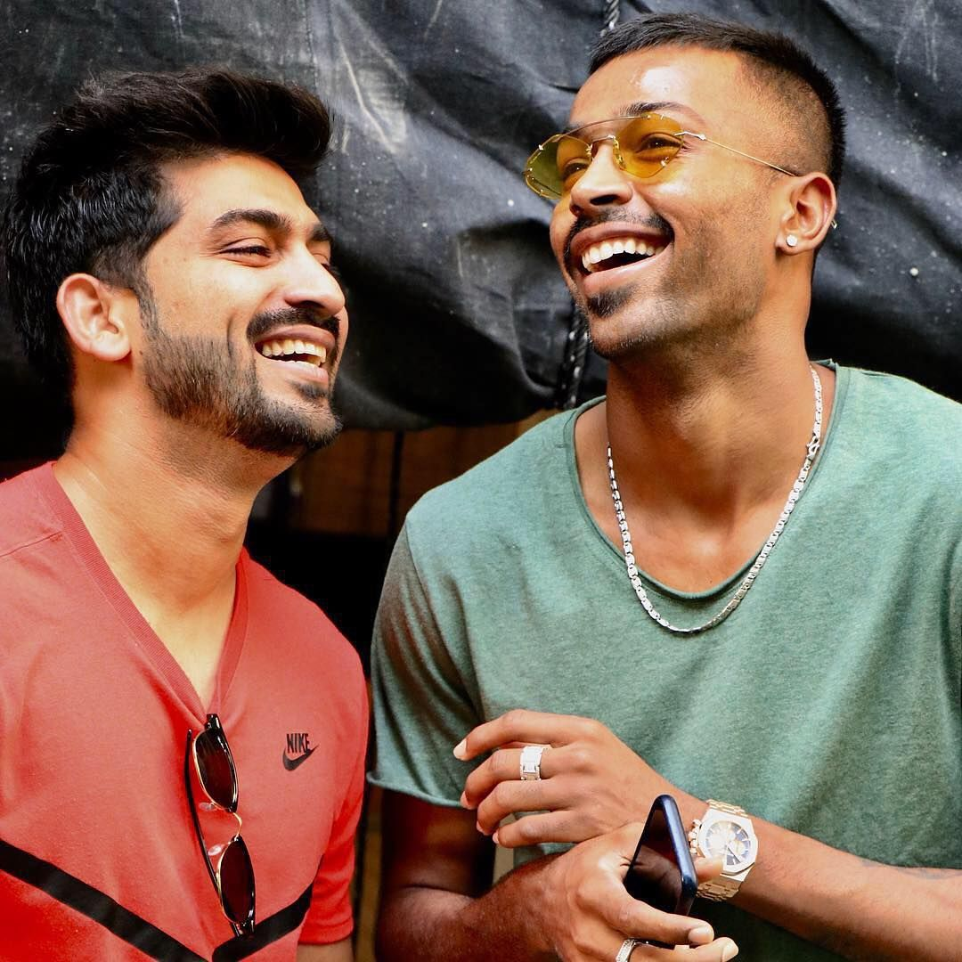 Hardik Pandya On Instagram Cant Live Without You Real Love I Want U