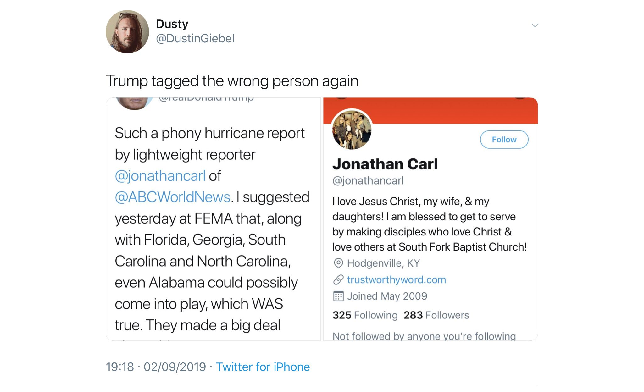 Pin Op Terrible Trump Tweets