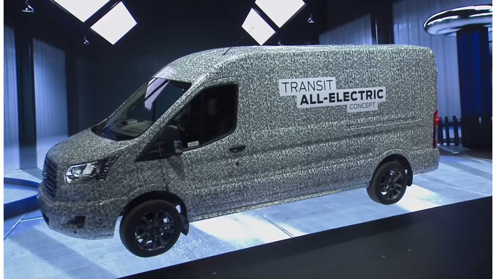 Luxury Electric Van, Electric Van Awesome 2021 ford