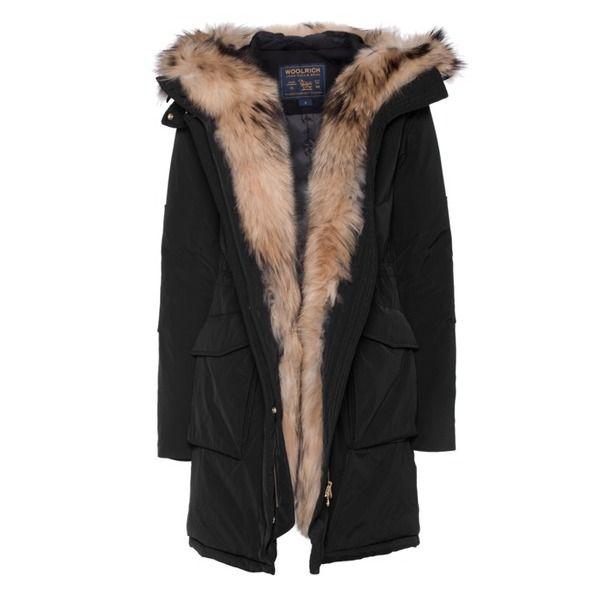 Woolrich mantel frauen