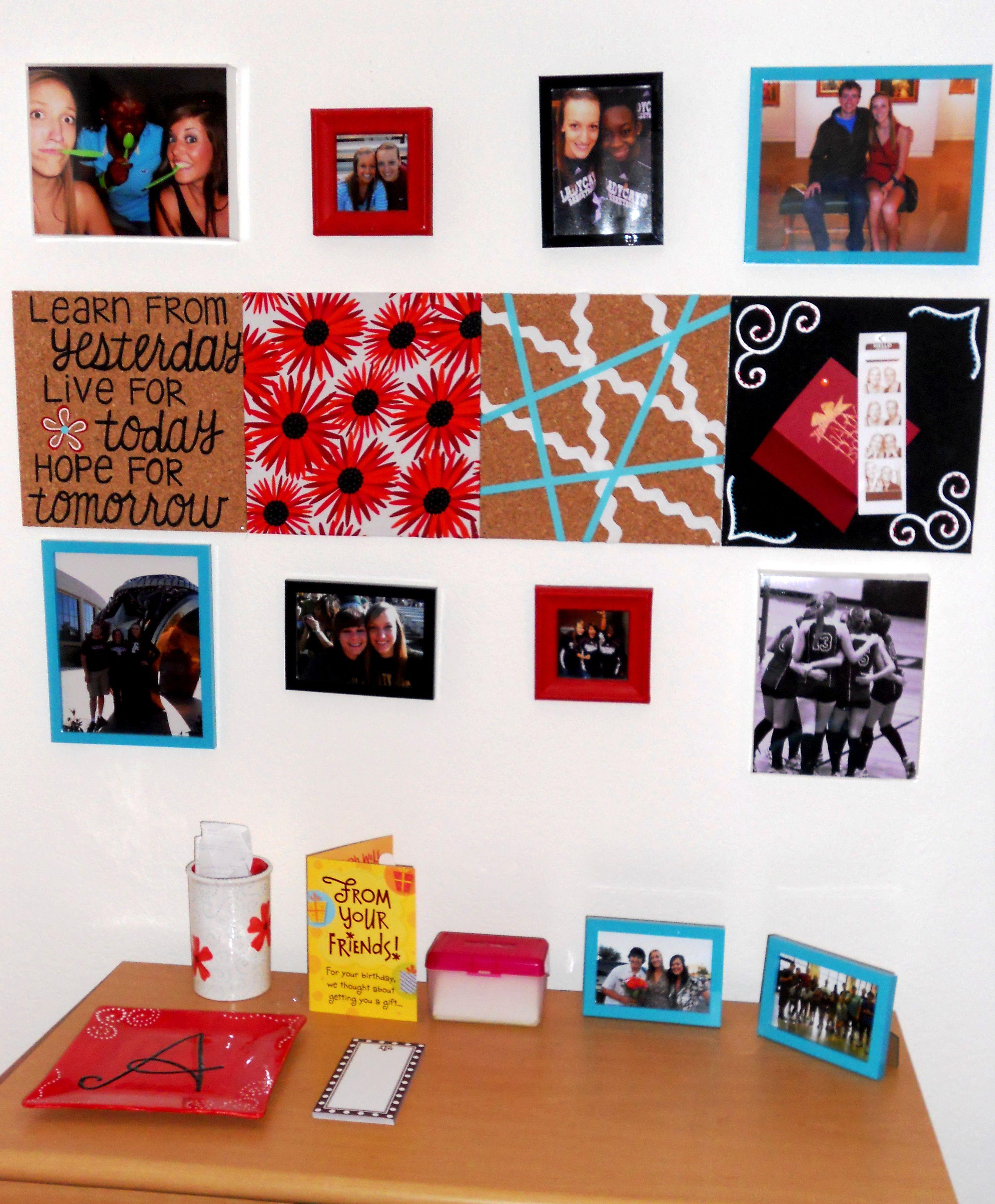 Diy Cork Board Tiles Crafts Projects Pinterest Cork