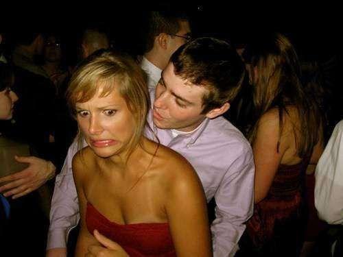 Groped In Night Club