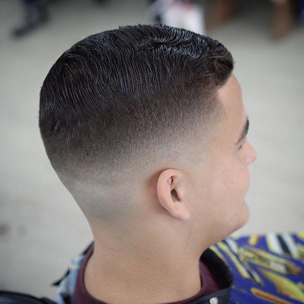 Haircut With Skin Fade Indianhairstylesformen Military Haircut Army Haircut Long Hair Styles Men