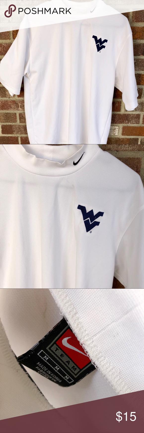 Download Nike WV mock collar golf shirt | Golf shirts, Team apparel ...