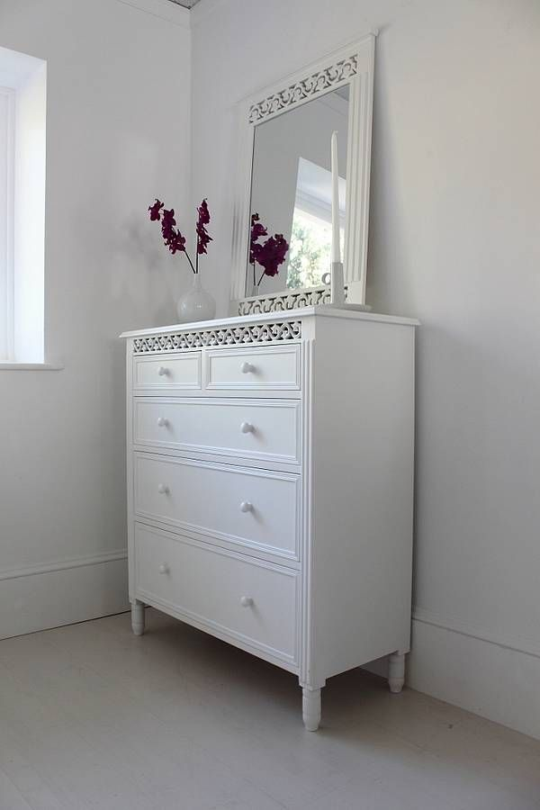 Large Fretwork Chest Of Drawers Dream Home Chest Of Drawers