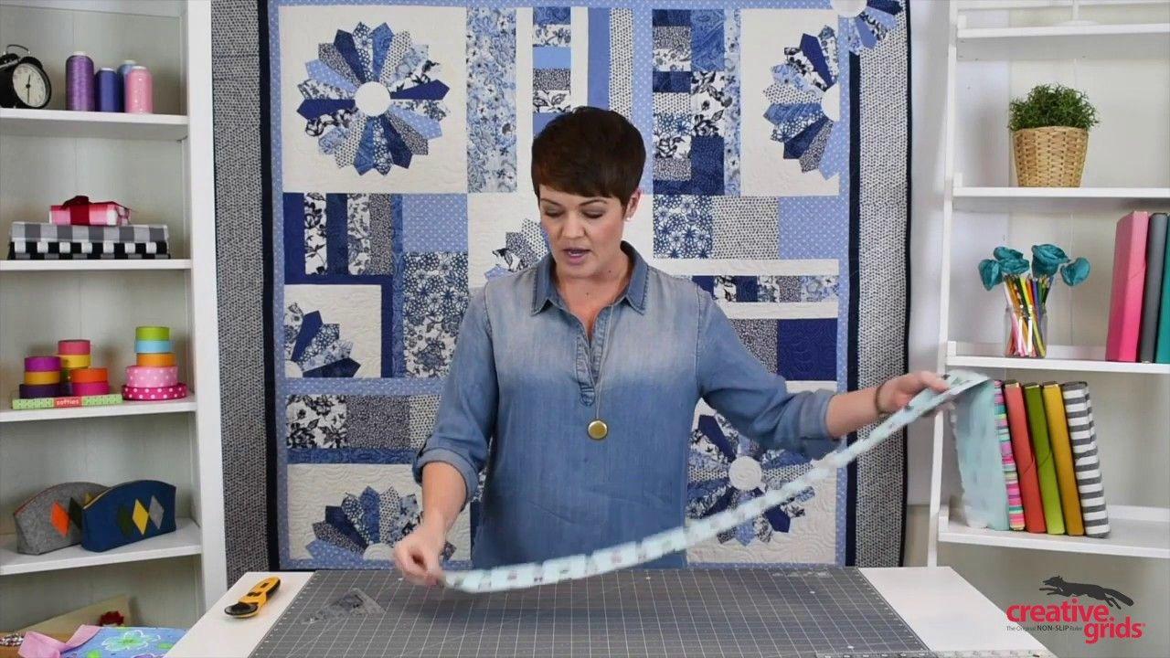 Binding secrets revealed using the creative grids folded