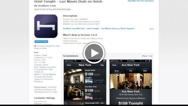 App Of The Day - TripIt & Hotel Tonight   wltx.com