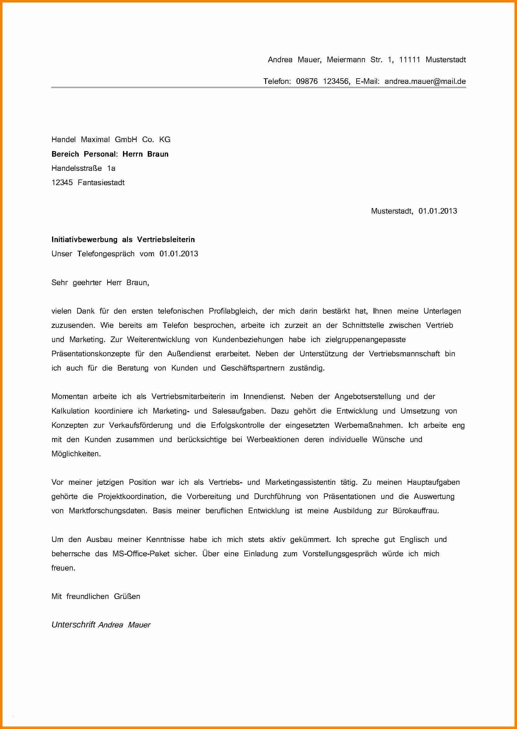 Neu Initiativbewerbung Lehrer Briefprobe Briefformat Briefvorlage Bewerbung Schreiben Lebenslauf Muster Lebenslauf