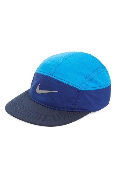 Nike Aw84 Zip Adjustable Running Cap Nordstrom Running Cap Cap Nike