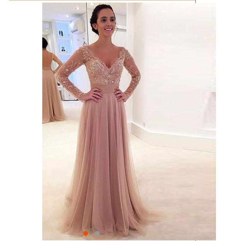 Nude Prom Dresses 2