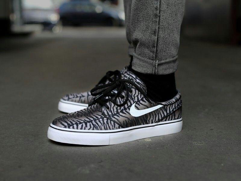 Nike Stefan Janoski zebra print, Alta-Moda www.altamoda.nl