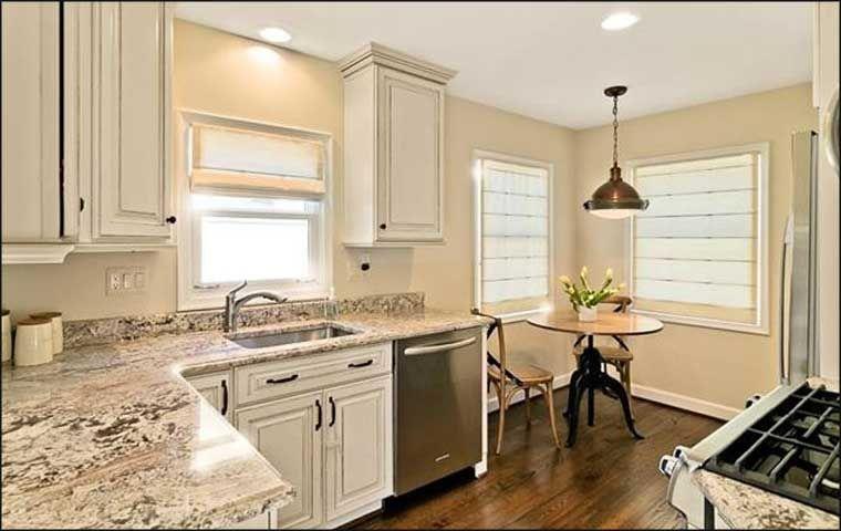21 small u shaped kitchen design ideas traditional kitchen kitchen with high ceilings on kitchen ideas u shaped layout id=77147