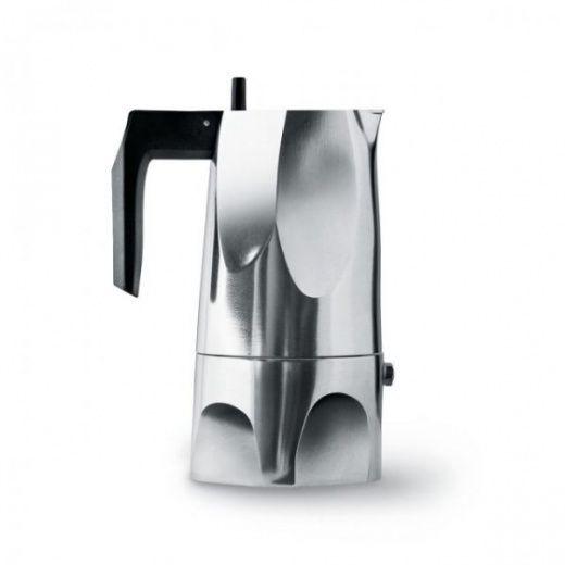 Alessi-Ossidiana Espresso MacHine à Café 6 tasses-MT18//6