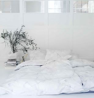 Trendesso: Škandinávske čiernobiele spálne / Scandinavian black and white bedrooms