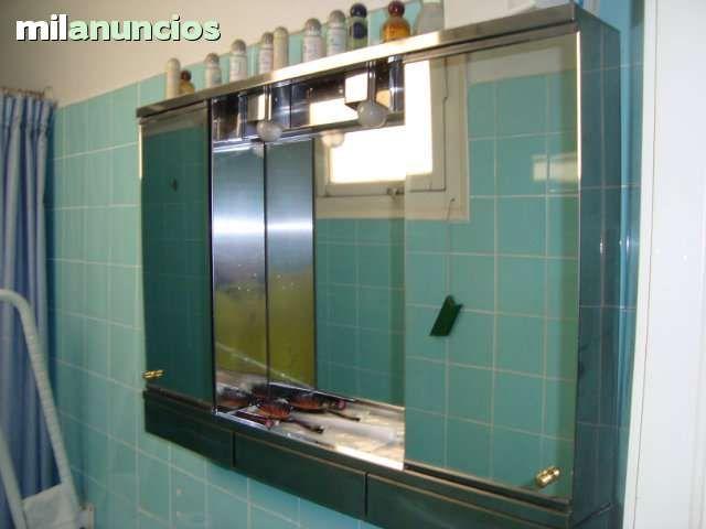 Autentico mueble romi vintage para baño.Años 60. Perfecto ...