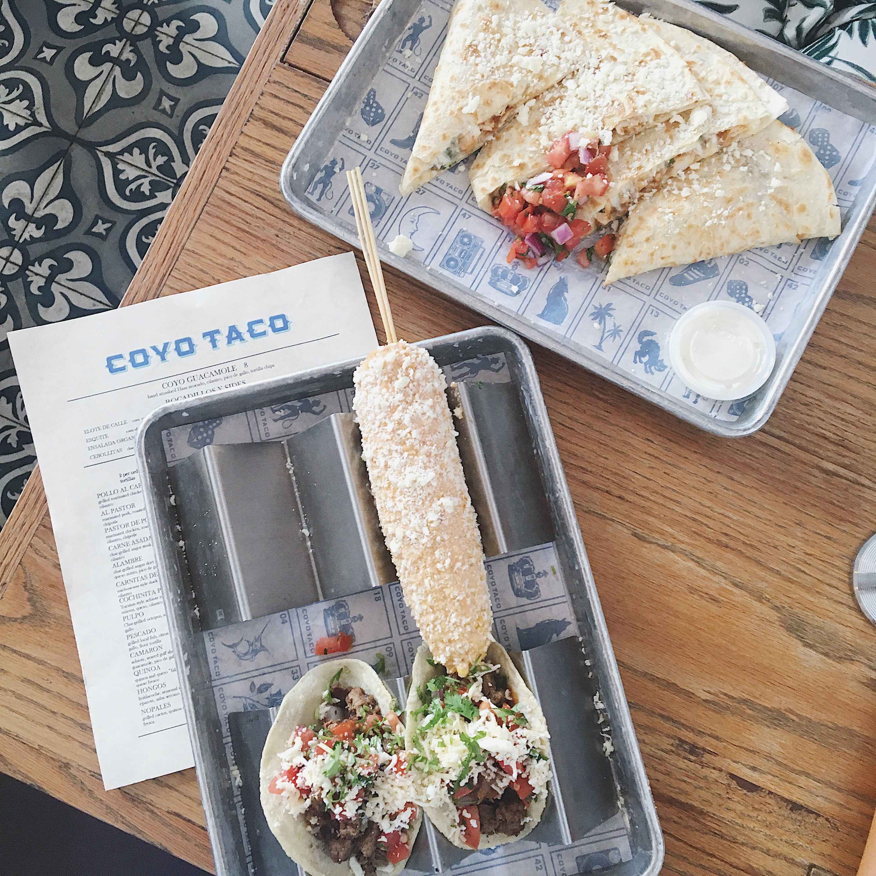 Coyo Taco Wynwood, Miami, Florida