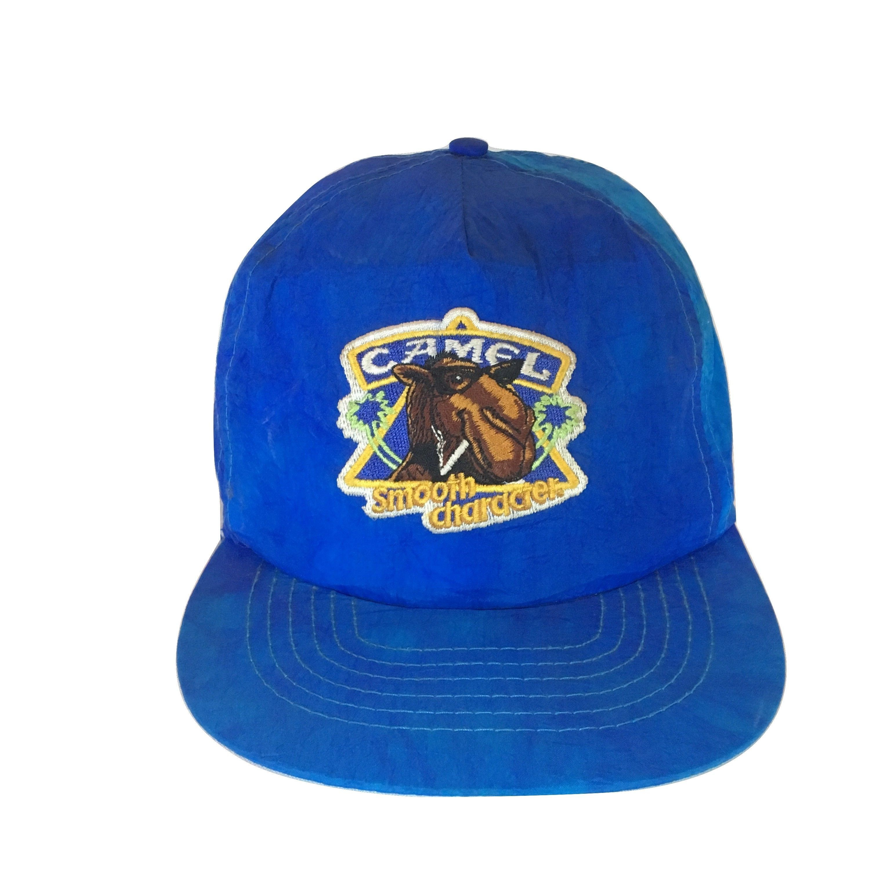 Vintage Camel Cigarettes Snapback Hat