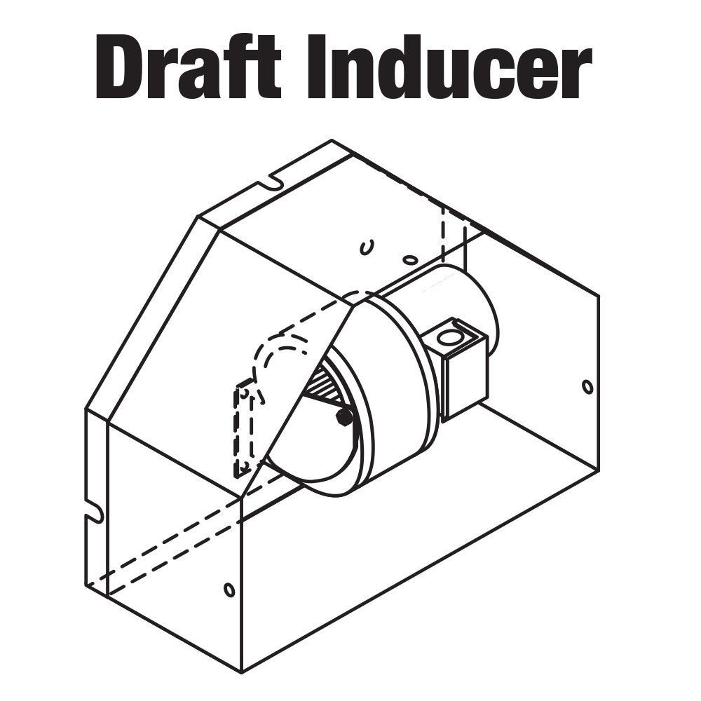 Bolts To Existing Draft Hood Fan Included Must Use 5 A Fuse Do Not Use Cl 7260 High Output Fan P N 5549 If Flat Front Door Outdoor Wood Furnace Hood Fan