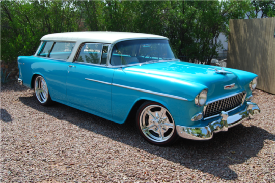 1955 Chevrolet Nomad Chevy Vehicles Chevy Nomad 1955 Chevrolet