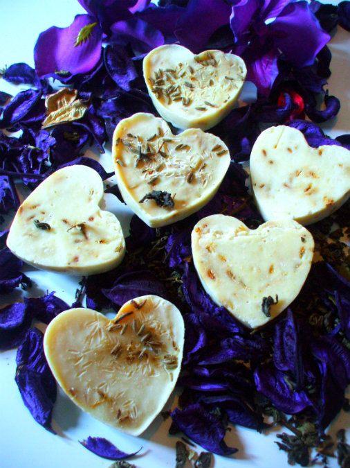 50 valentine lavender soapeco friendlyorganic par WONDERFULBEAUTY, $50.00