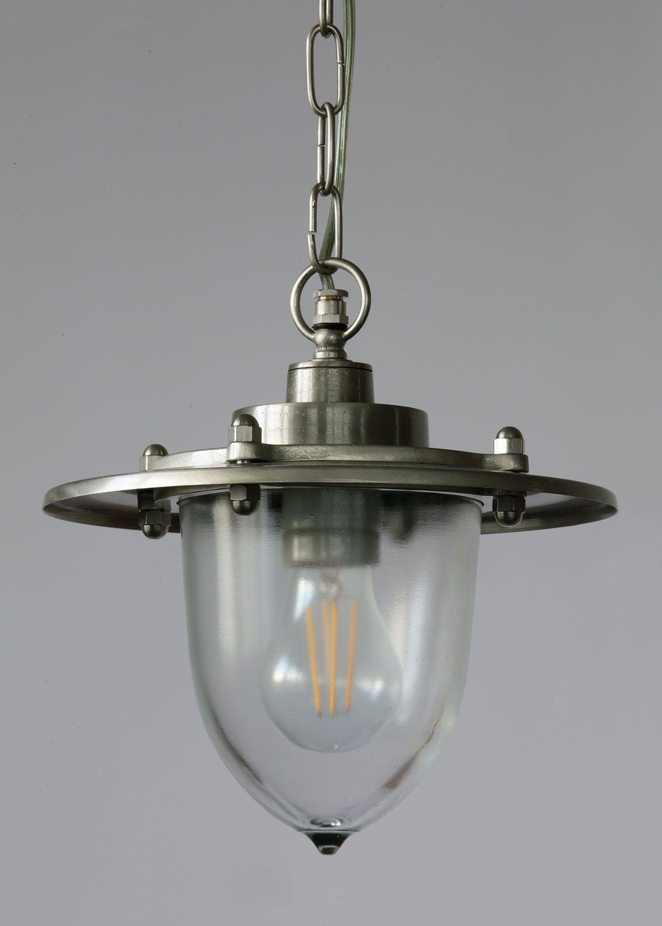 Massive Schiffs Hangeleuchte Mit Glassturz Und Kette Ip53 Von Edition Casa Lumi Schiffshangeleuchte Mit Glassturz Strukturiert Und In 2020 Hangeleuchte Glas Lampen