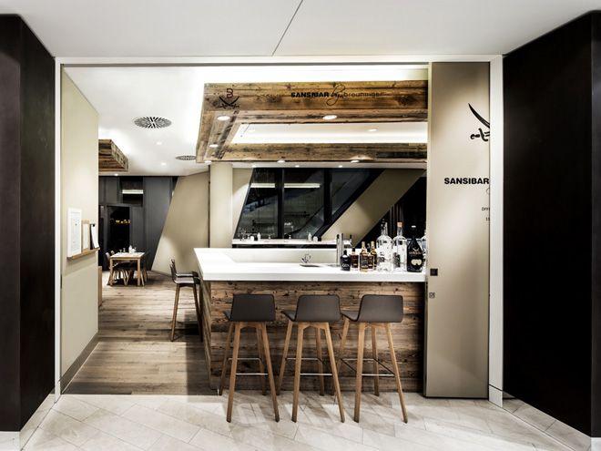 Architekten In Düsseldorf sansibar by breuninger restaurant in düsseldorf by dittel