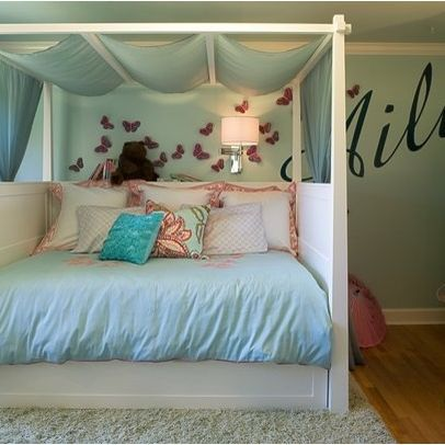 Pre teen girls room design ideas pictures remodel and - Room design for teenage girl ...