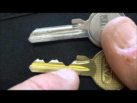 553 Make Bump Keys The Right Way Lock Picking Lock Picking Tools Life Hacks Youtube