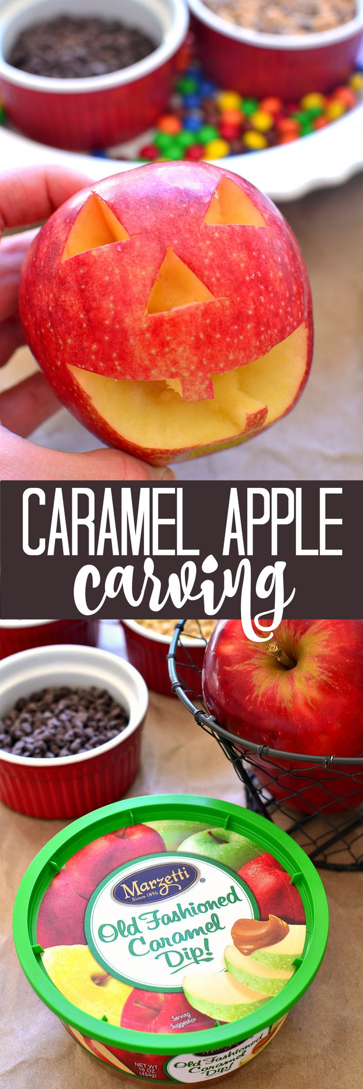 Caramel apple carving a fun new fall tradition thatus easy for