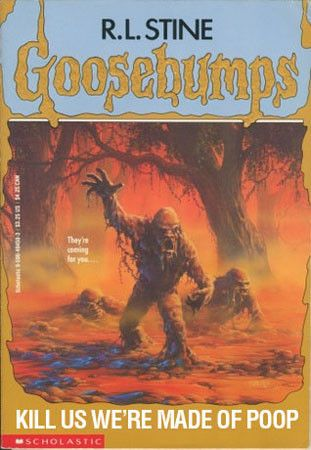 The Soup took our favorite Goosebumps books and gave them titles that *literally* reflect the cover art. Hilarious!