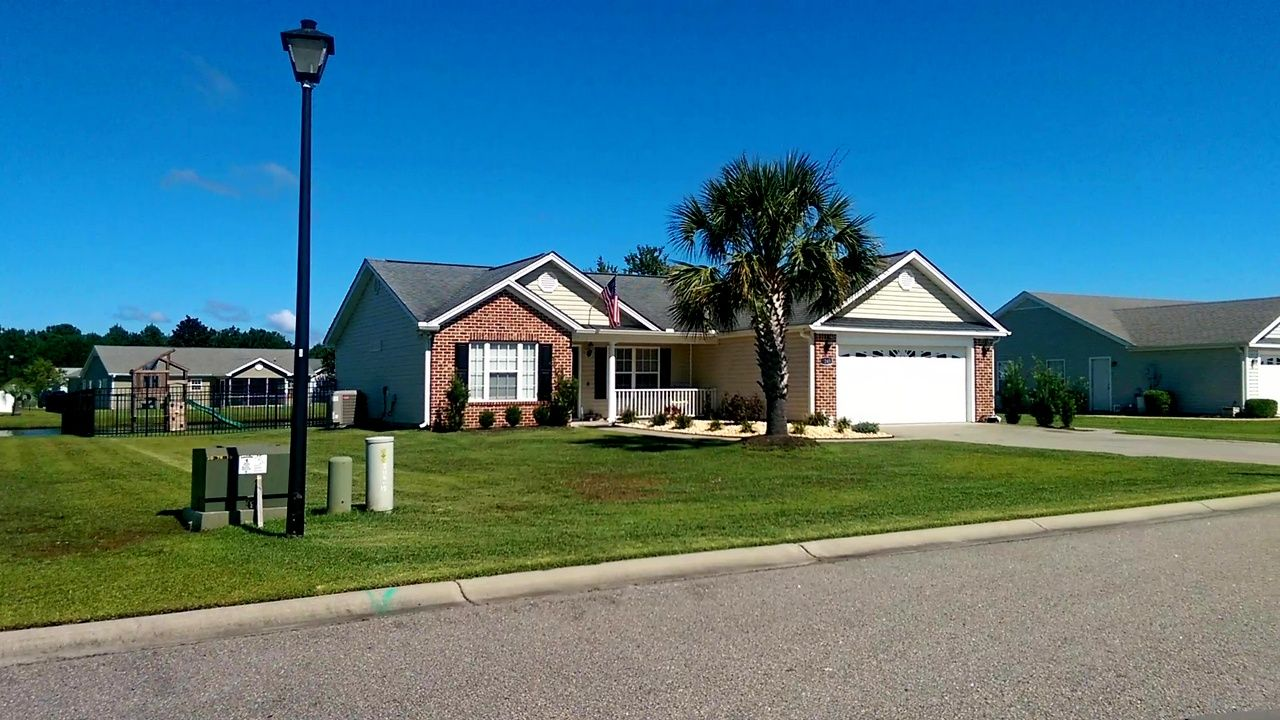 Castlewood is a large affordable home community near