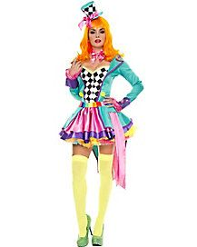 Hatter Hottie Adult Womens Costume
