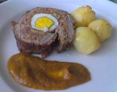 Un cachiño doce: carne