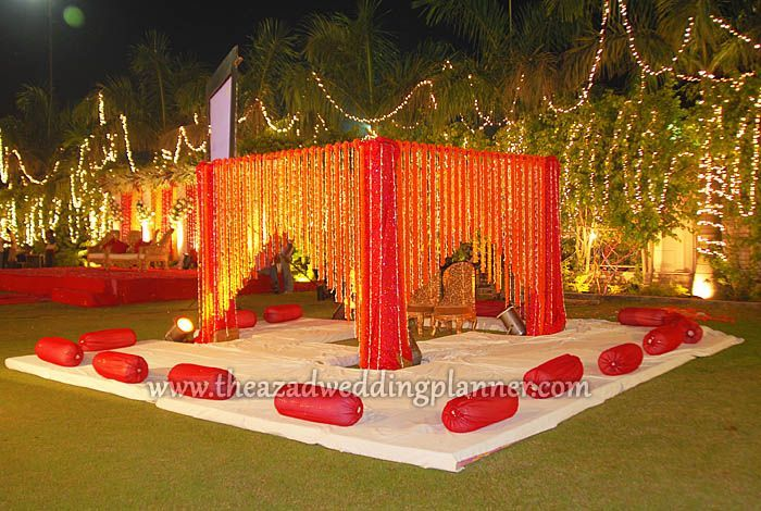 Wedding Mandap Flower Decorations Google Search Wedding Decor