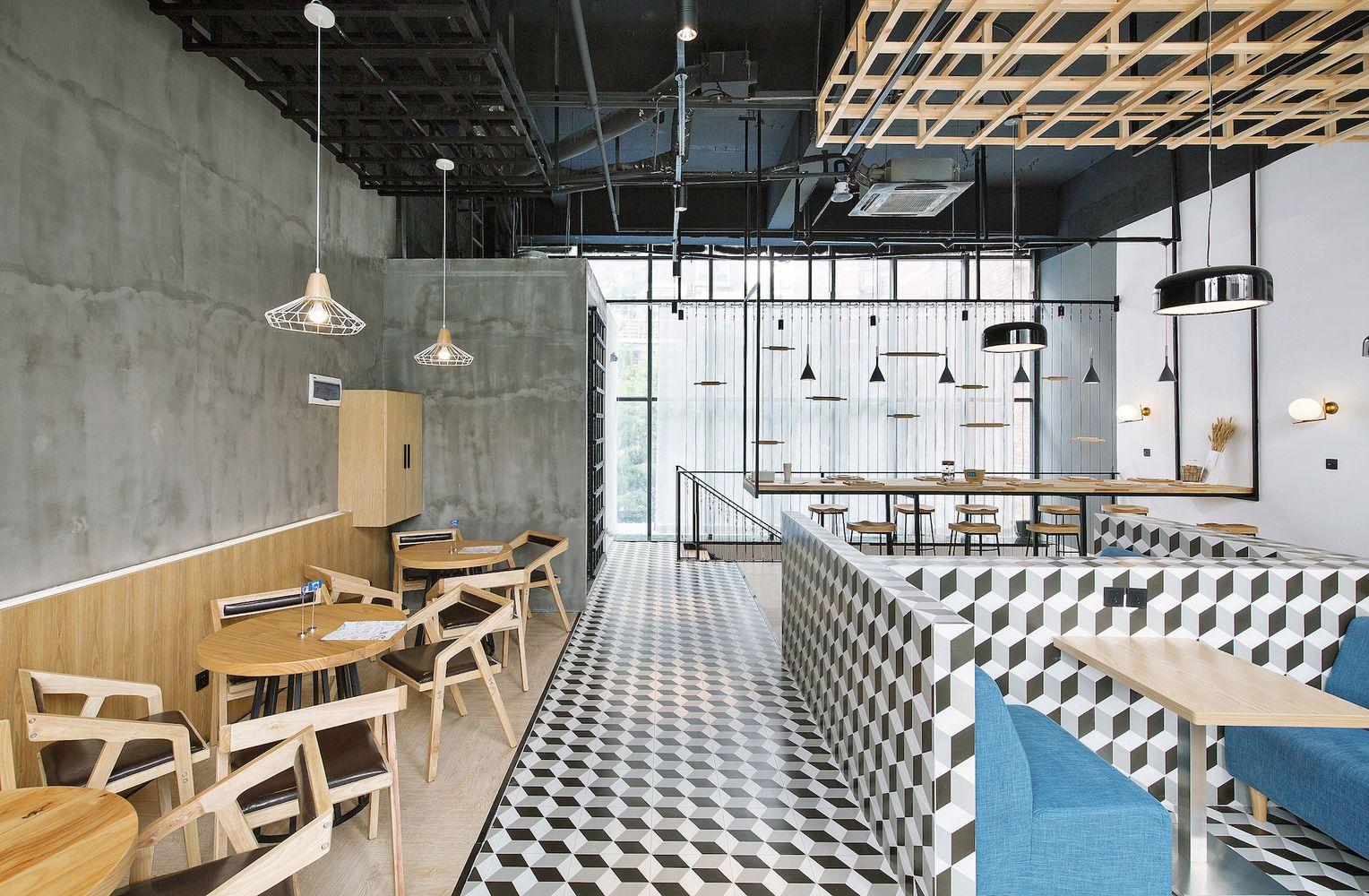 Galería de Restaurant Beauty Free Baking / ZONES DESIGN - 16