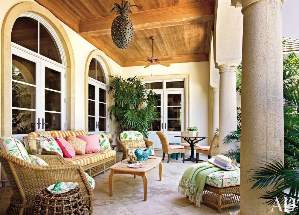 Awesome Florida Sunroom Designs