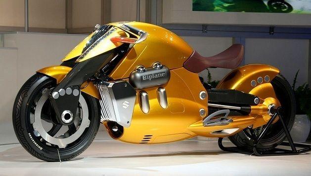 Top 10 Coolest Concept Motorbikes For Future Concept