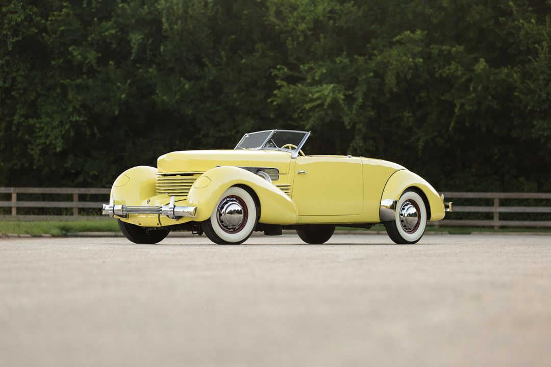 1937 Cord 812 SC \'Sportsman\' Convertible Coupe | Old Rides 4 ...