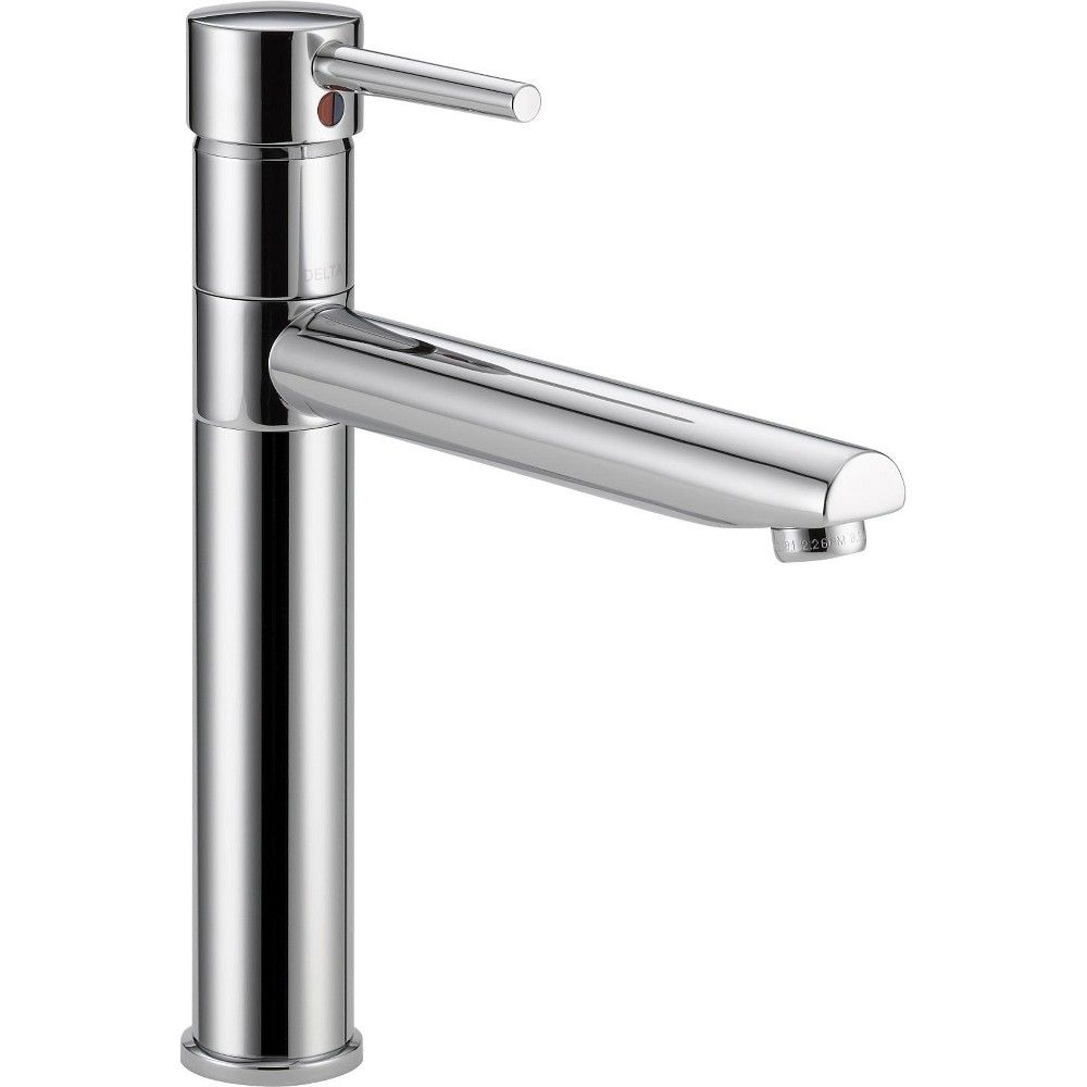 Delta Faucet 1159lf Trinsic Kitchen Faucet Chrome Single