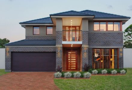 Clarendon Display Homes: Sherwood 42 Chilton Facade. Visit www ...