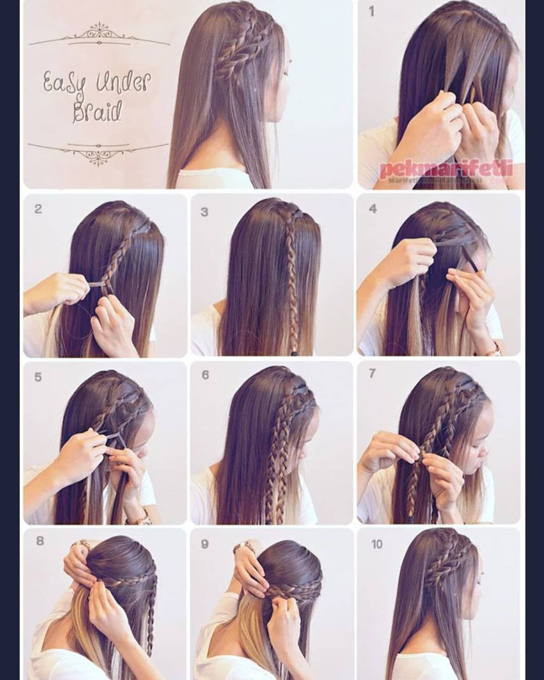 Get Ready For This Diwali With This Superb Easy Hairdo Hair Hairs Hairart Hairstylist Hairgoals Hairco Long Hair Styles Medium Hair Styles Hair Styles