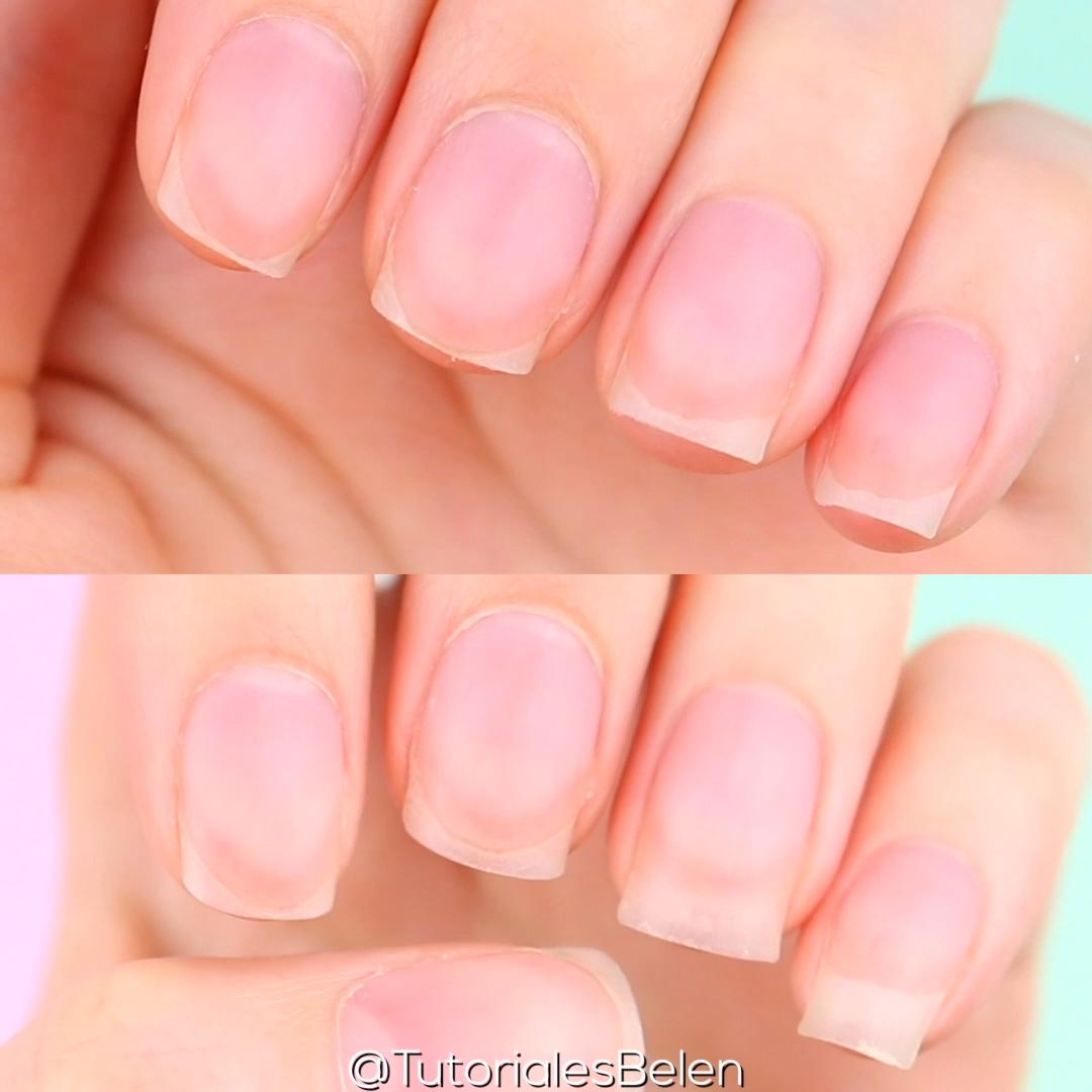 Mascarilla casera para tener uñas largas, fuertes