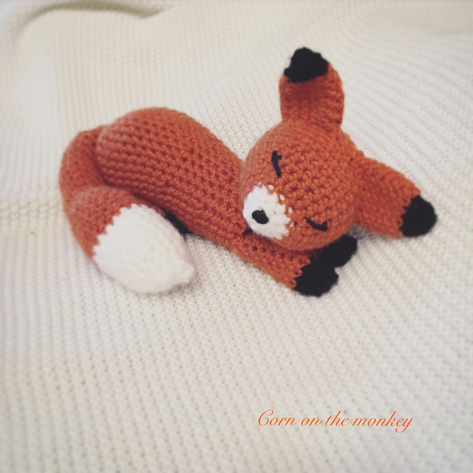 Fuchstierhäkeln Anleitung Häkeltiere Pinterest Crochet
