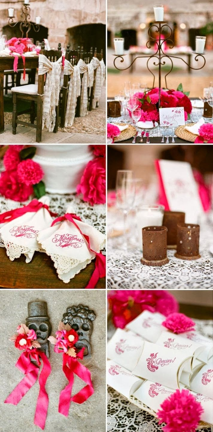elegant mexican style wedding Google Search Spanish