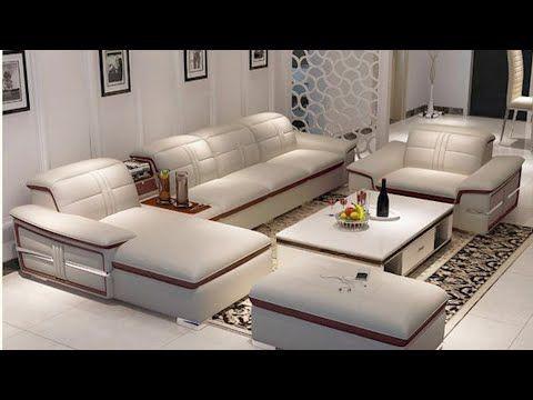 Stylish Corner Sofa Designs For Living Room Youtube Living Room Sofa Design Modern Furniture Living Room Living Room Sofa Set