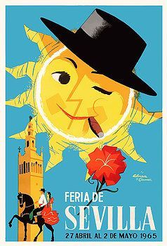 Sevilla-Feria 1965