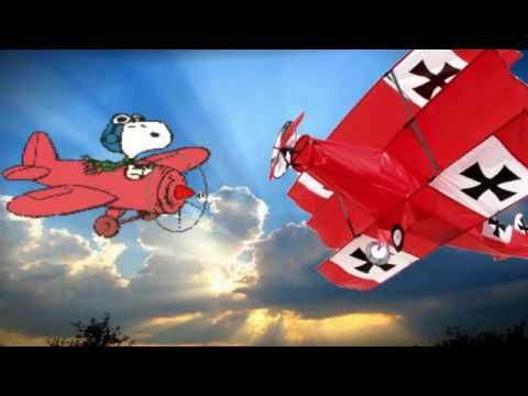 the royal guardsman snoopy vs the red baron - Snoopy Red Baron Christmas Song
